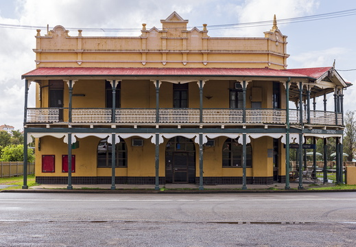 Former Empire Tavern in Kurri Kurri
