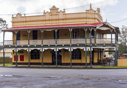 Former Empire Tavern in Kurri Kurri (1)