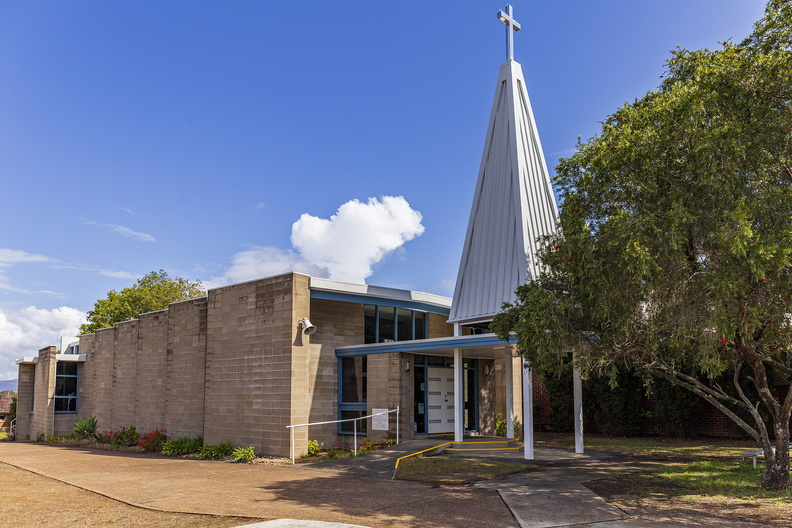 St Paul the Apostle Anglican Church in Kurri Kurri