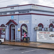 Former Commonwealth Bank building, now Kurri Kurri Visitor Information Centre