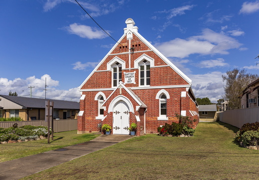 Kurri Kurri Baptist Church‎ (1)