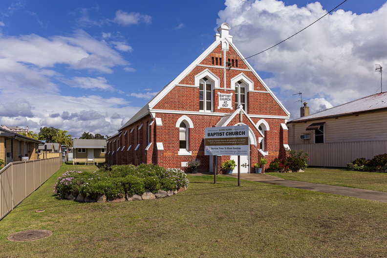 Kurri Kurri Baptist Church‎