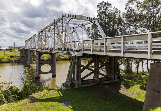 Morpeth Bridge over the Hunter River