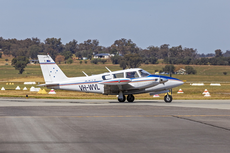 Air Freight Today (VH-WVL) Piper PA-30-160 Twin Comanche C
