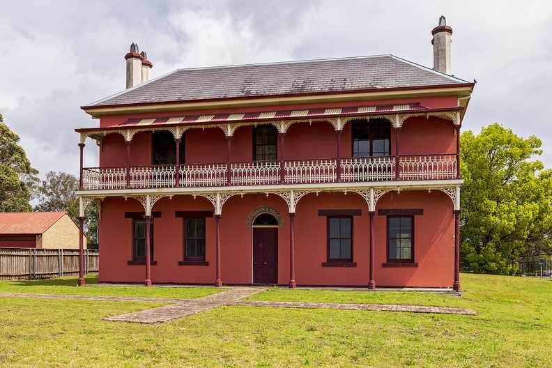 Graham Lodge in Nowra