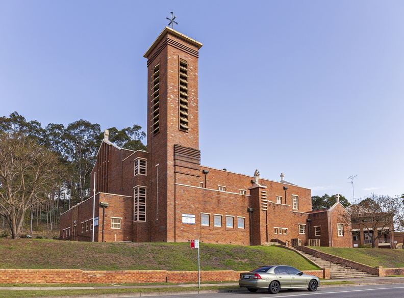 St Joseph's Catholic Church in Cessnock