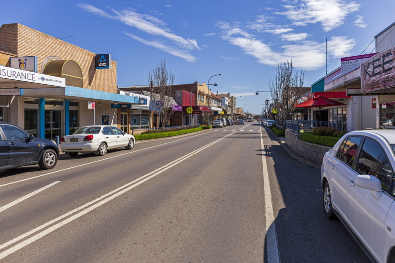 Vincent Street in Cessnock (2)