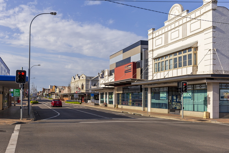 Vincent Street in Cessnock (4)