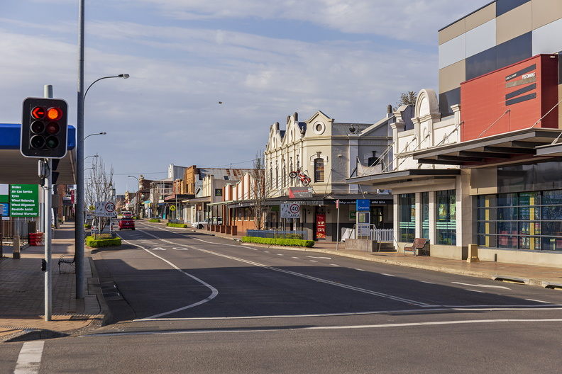 Vincent Street in Cessnock (6)