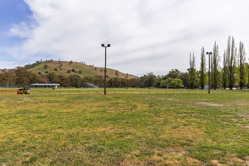 Stan Crow Oval in Gundagai
