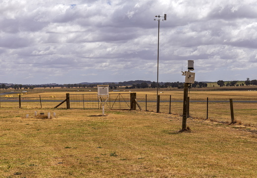 Cootamundra Airport weather station