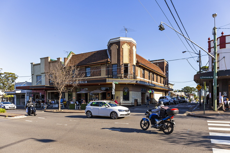 Rose of Australia Hotel in Erskineville