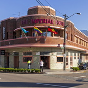 The Imperial Hotel in Erskineville