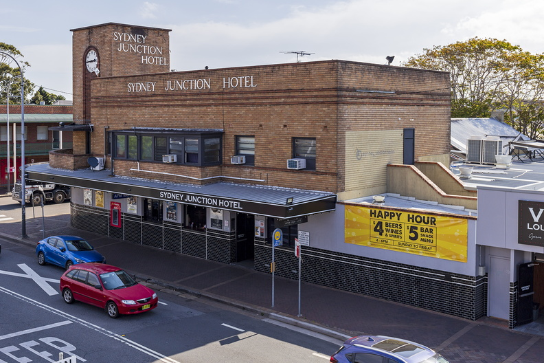 Sydney Junction Hotel in the Newcastle suburb of Hamilton.jpg