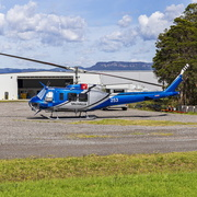 Valhalla Helicopters (C-GRUV) Bell 205A-1 at Illawarra Regional Airport